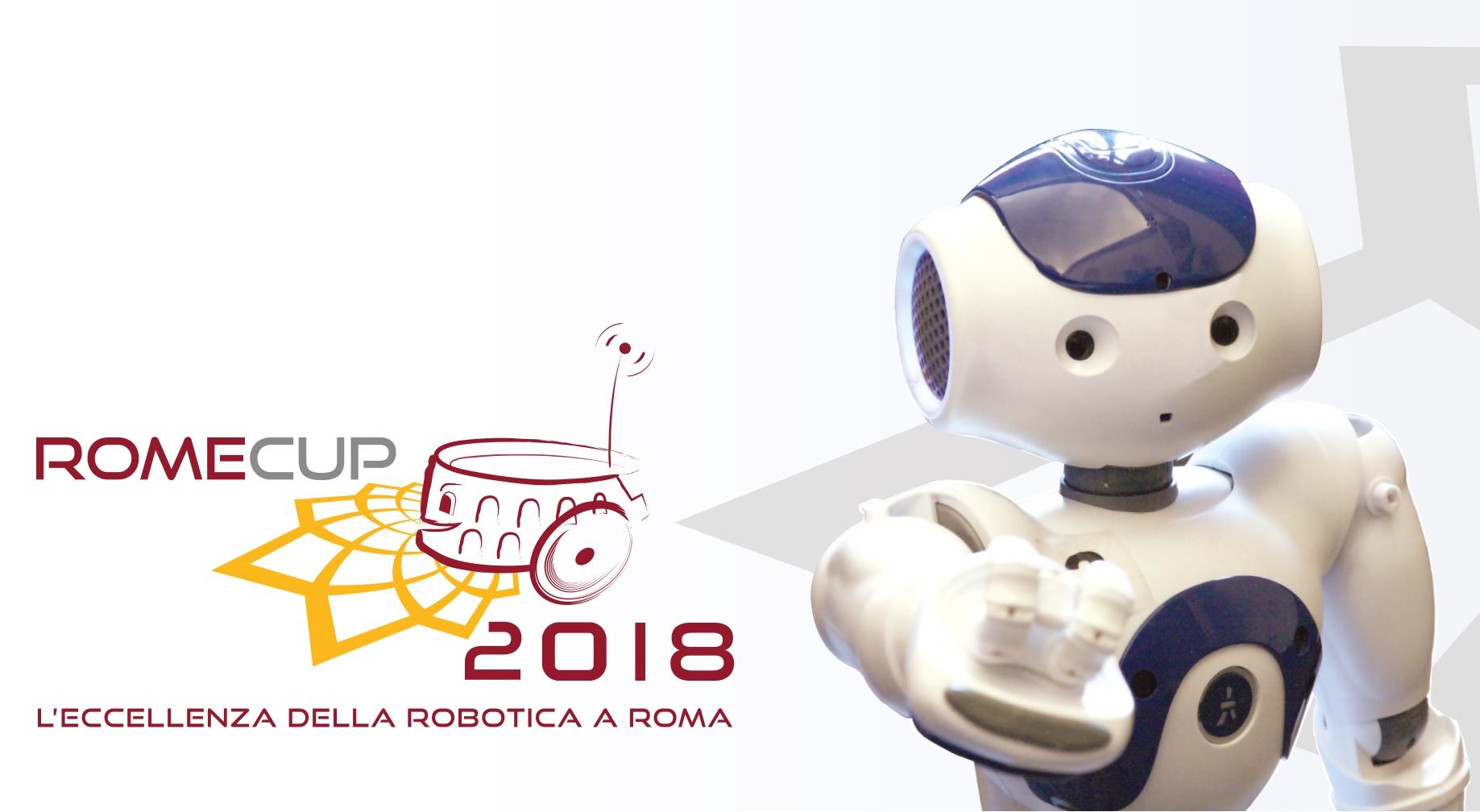 Risultati immagini per romecup2018